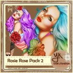 Rosie Rose Pack 2
