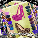 Shoes Leopard