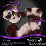 CU Purr-fect Holidays Kitty 1