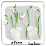 CU Vol. 084 Flowers by Lemur Designs