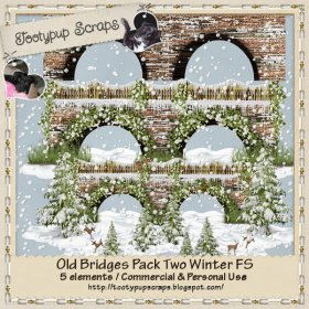 Old Bridges Winter Pack Two CU FS