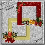 ChristmasClusterFrames