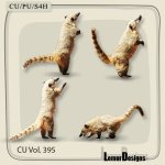CU Vol. 395 Animals by Lemur Designs
