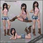 Country Girl 4 tube set