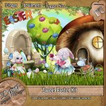 SWEET EASTER KIT TAGGER SIZE
