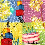 CU Vol. 006 Happy Birthday by Lemur Designs