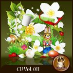 CU Vol. 011 Easter by Lemur Designs