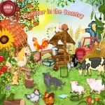 Summer in the Country PU Kit by Lemur Designs