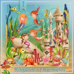 Kingdom of mermaids part 1 by Tamara