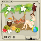 CU Vol. 481 Summer Beach
