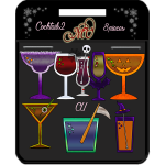 Cocktails2 element pack
