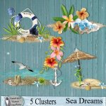 Sea Dreams clusters