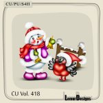 CU Vol. 418 Winter by Lemur Designs