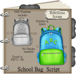 School Bag Script