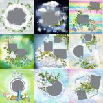 Miracle Baby Boy Quickpage by Lemur Designs