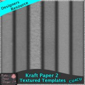 Kraft Paper Templates Set 2 Tagger CU4CU