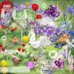 Sunny Spring Day Kit by Lemur Designs