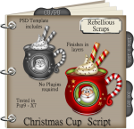 Christmas Cup Script