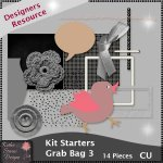 Kit Starters Grab Bag 3 - CU Templates