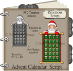 Advent Calendar Script