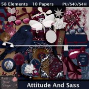 Attitude And Sass Tagger Size