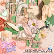 * DGD Exclusive - Designer Pack Vol 1 *
