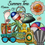 Summer Time element pack