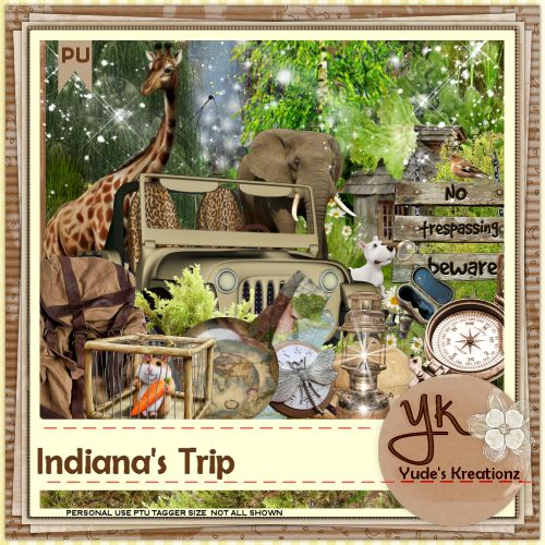 Indiana's Trip